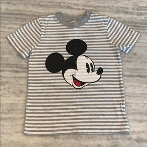 Boy's Hanna Andersson Mickey Mouse T-shirt, Size 5